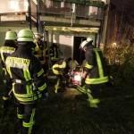 """Lüftungsmaßnahmen nach der Meldung """"Feuer aus""""."""