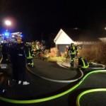 Kellerbrand im Plantagenweg